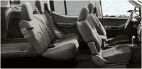 2012 Nissan Xterra, Interior seating, interior, manufacturer, gallery_worthy