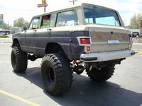 1981 Jeep Wagoneer Picture Gallery