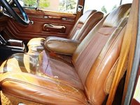Picture of 1981 Jeep Wagoneer, interior