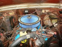 Picture of 1981 Jeep Wagoneer, engine