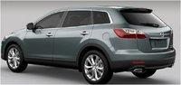 2012 Mazda CX-9, Rear quarter, exterior, manufacturer