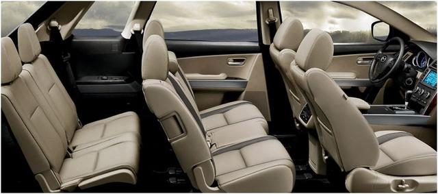 2012 Mazda Cx 9 Interior Pictures Cargurus
