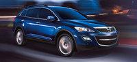 2012 Mazda CX-9, Front quarter, exterior, manufacturer