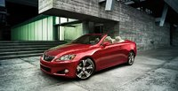2012 Lexus IS C Overview