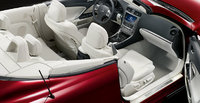 2012 Lexus IS C, Interior, interior, manufacturer