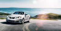 2012 Lexus IS C, Front view, manufacturer, exterior
