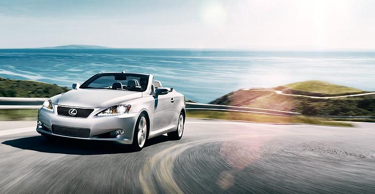 2012 Lexus IS C