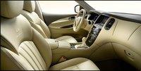 2012 Infiniti EX35, interior front driver and passenger, interior, manufacturer