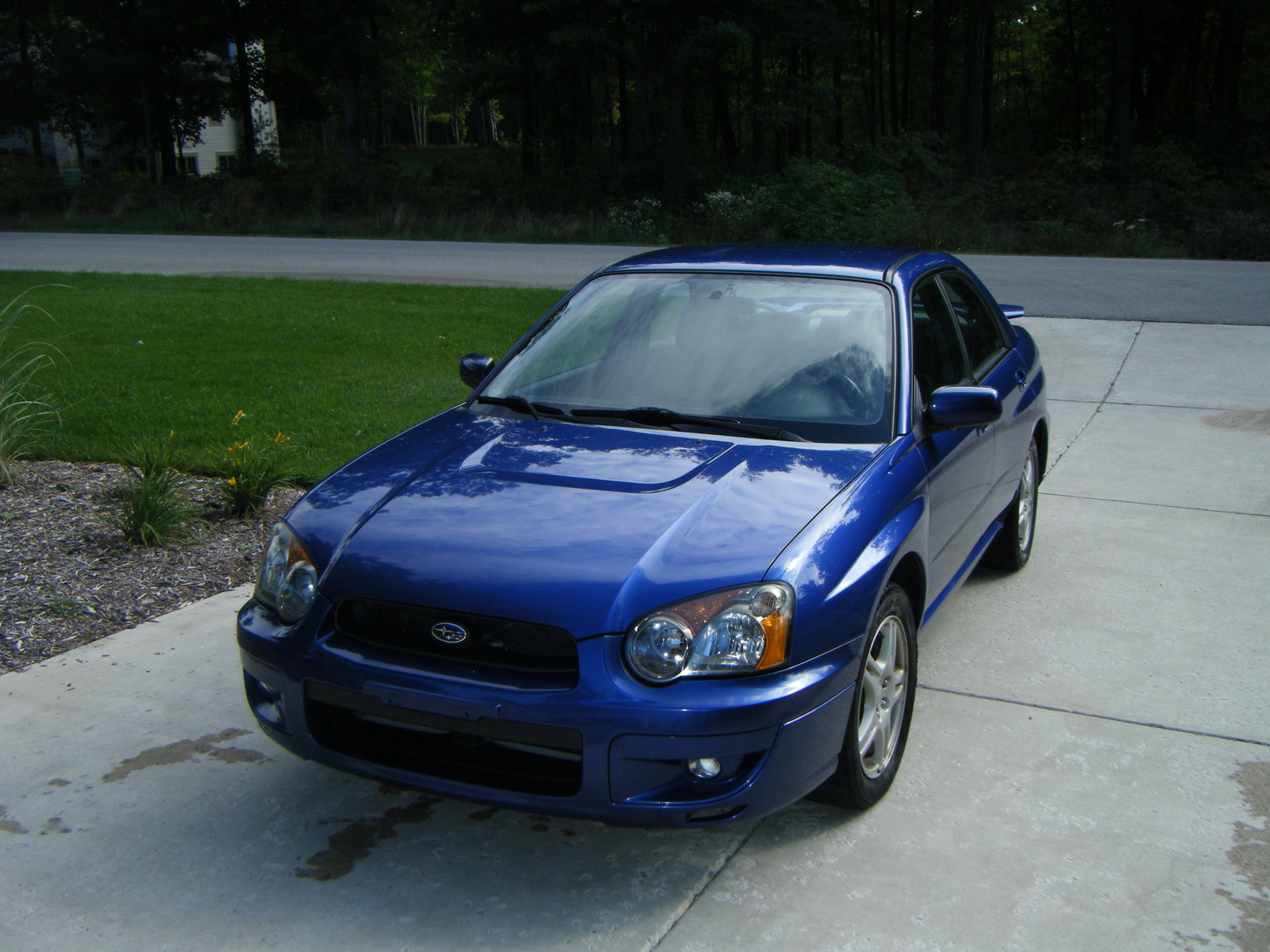 2004 subaru impreza 2 5 rs us related infomation. Black Bedroom Furniture Sets. Home Design Ideas