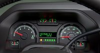 2012 Ford E-Series Wagon, Instrument Gages., interior, manufacturer