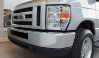2012 Ford E-Series Wagon, Bumper. , interior, manufacturer