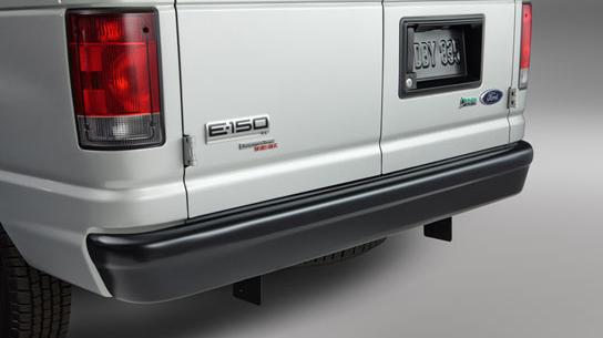 2012 Ford E-Series Passenger, Rear bumper. , exterior, manufacturer