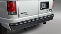 2012 Ford E-Series Wagon, Rear bumper. , manufacturer, exterior