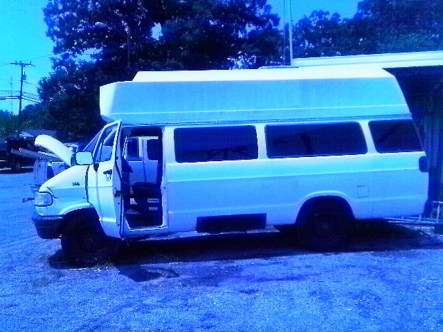 Picture of 1995 Dodge Ram Van 3 Dr 3500 Maxi Cargo Van Extended