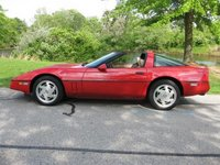 1989 Chevrolet Corvette Base, 1989 Chevrolet Corvette Coupe picture, exterior