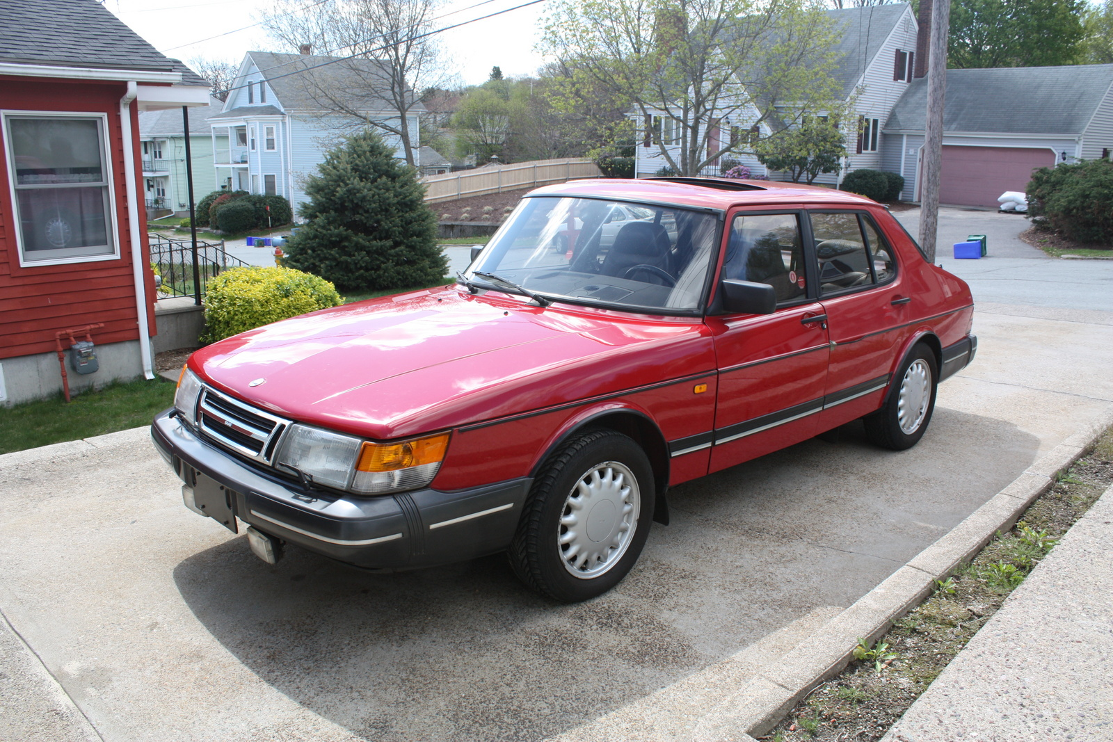 1993 Saab 900 2 1 Related Infomation Specifications