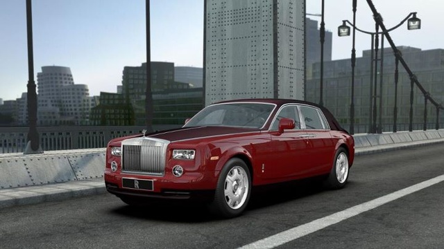 Picture of 2011 Rolls-Royce Phantom