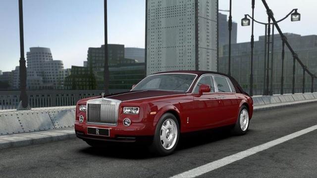 2012 RollsRoyce Phantom  Overview  CarGurus