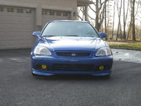 Picture of 1999 Honda Civic Coupe Si, exterior