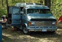 1991 Dodge Ram Van Overview