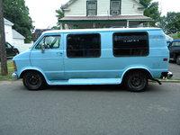 1992 Dodge Ram Van 3 Dr B250 Cargo Van, Robin's egg blue... Judy's choice... her van !!!, exterior