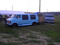 1992 Dodge Ram Van 3 Dr B250 Cargo Van, at 2010 Van Nats. !!!, exterior