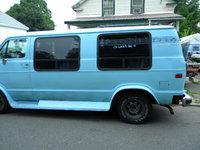 1992 Dodge Ram Van 3 Dr B250 Cargo Van, music !!!, exterior