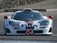 1997 McLaren F1 GTR Overview