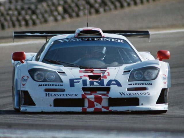 Picture of 1997 McLaren F1 GTR