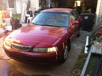 Picture of 1996 Mazda 626 ES V6, exterior, gallery_worthy