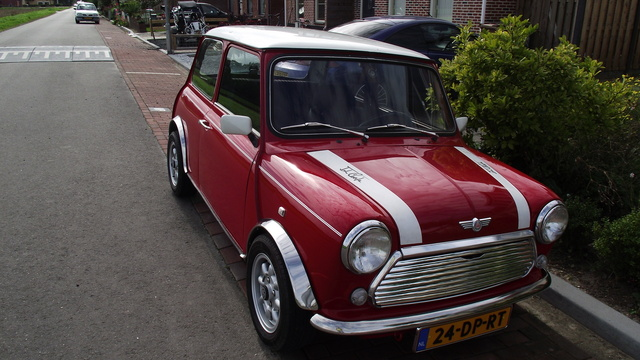 Picture of 1992 Rover Mini