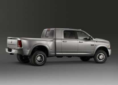 2012 Ram 3500, Side View copyright AOL Autos. , exterior