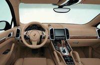 2012 Porsche Cayenne, Front Seat. , interior, manufacturer