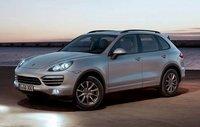 2012 Porsche Cayenne Picture Gallery