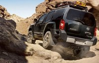 2012 Nissan Xterra, Back quarter view. , exterior, manufacturer, gallery_worthy