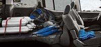 2012 Nissan Xterra, Back seat. , interior, manufacturer
