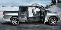 2012 Nissan Titan, Side view., interior, exterior, manufacturer