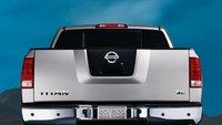 2012 Nissan Titan, Back trunk. , exterior, manufacturer