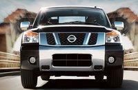 2012 Nissan Titan, Front View., exterior, manufacturer