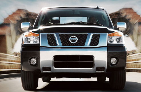 Nissan on 2012 Nissan Titan   Review   Cargurus
