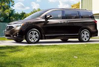 2012 Nissan Quest, Side view. , exterior, manufacturer