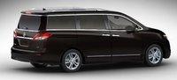 2012 Nissan Quest, Side View. , exterior, manufacturer