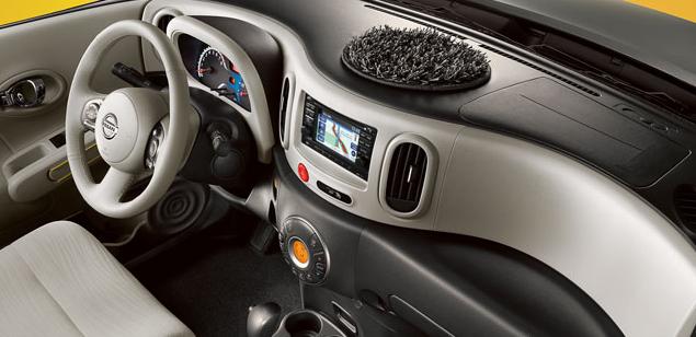 2012 Nissan Cube, Dashboard. , interior, manufacturer