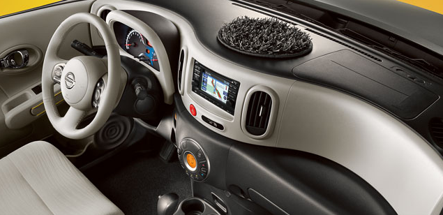 2012 Nissan Cube, Dashboard. , manufacturer, interior