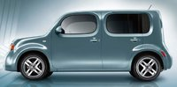 2012 Nissan Cube, Side View. , manufacturer, exterior