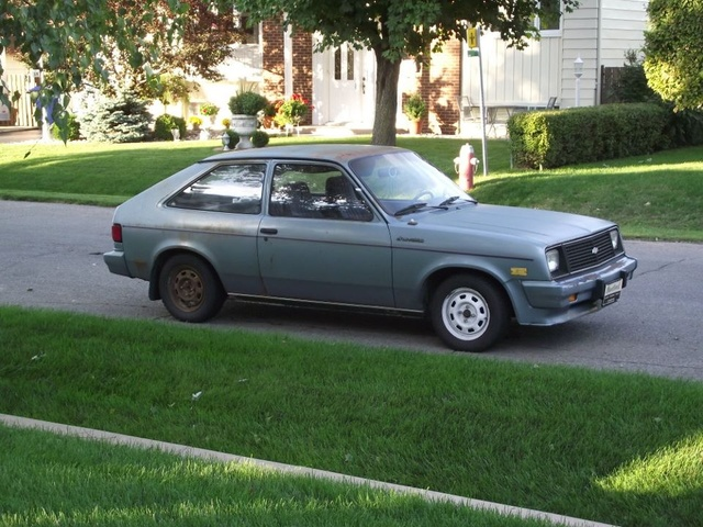 Picture of 1985 Chevrolet Chevette