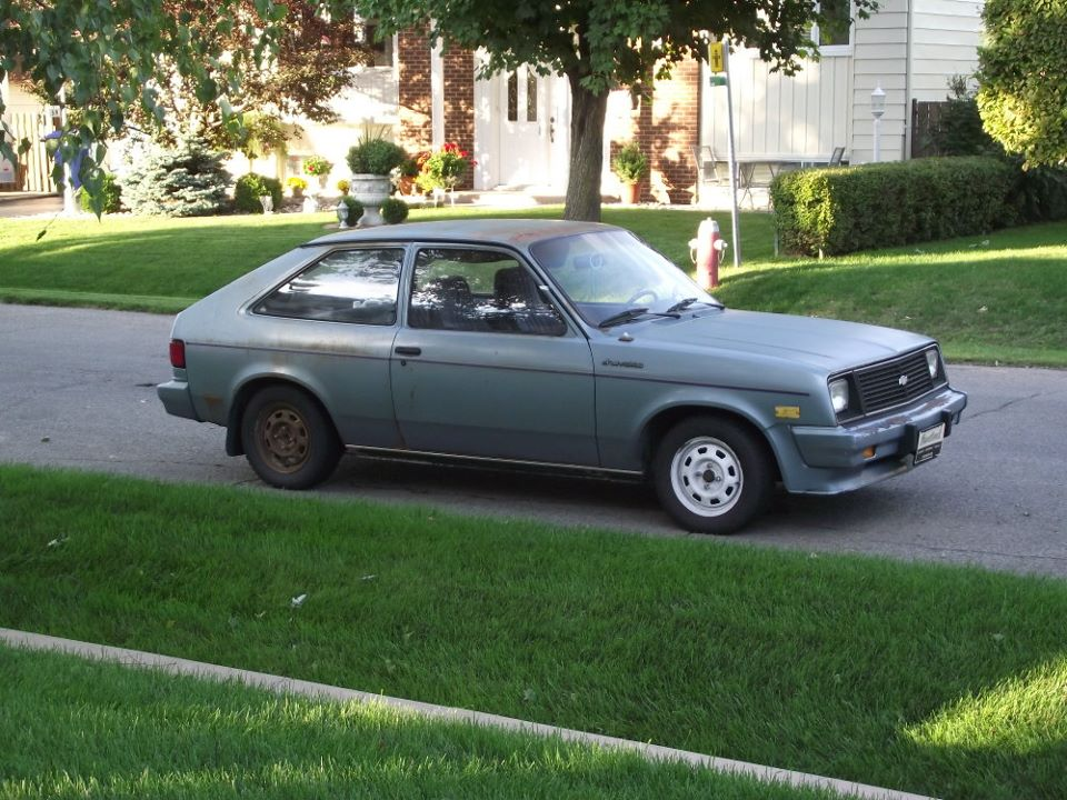 Chevy Chevette for Sale Craigslist