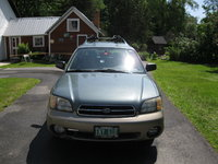 Picture of 2002 Subaru Outback Base Wagon, exterior