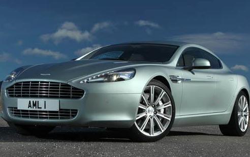 2012 Aston Martin Rapide, Front quarter view. , exterior, manufacturer