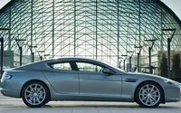 2012 Aston Martin Rapide, Side View. , exterior, manufacturer